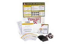 HazCom - Model 2012 GHS - Business Training Kit