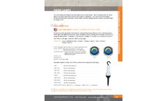 Lind - Model XP87 and XP87B - Hazardous Location Work Lights Brochure