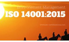 EMS - ISO 14001:2015 EMS Certification in Cambodia