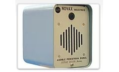Novax - Model DS100 Series - Audible Pedestrian Signal System (APS)