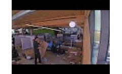 priMED Moves into the Mosaic Centre (Time-lapse Office Construction) Video