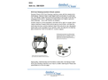 Danduct - Model DC4 - Duct Cleaning machine & Brush Systems Brochure