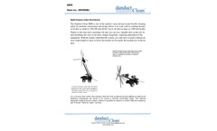 Danduct - Model MPR - Multi Purpose Robot Ductcleaner - Brochure