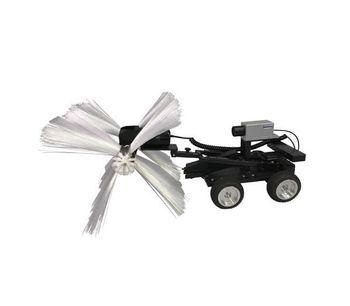 Danduct - Model MPR - Multi Purpose Robot Ductcleaner