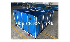 Veniceton - Model F01 - Flexible Customized Size Fish Tanks