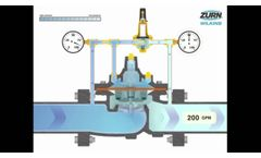Zurn Wilkins Automatic Control Valves - How it Works - Video