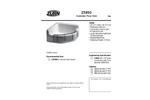 Custodial Floor Sink Z5850 SERIES -- Brochure