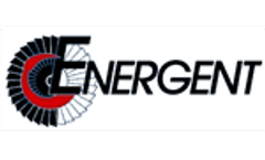 Energent demonstrates a waste heat recovery power system