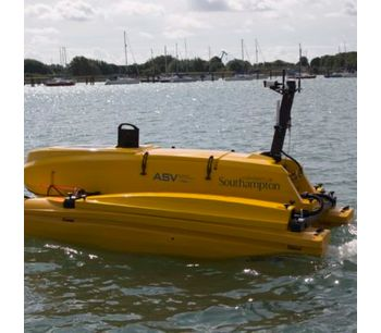 L3 - Model C-Cat 3 - Small Multi-Purpose Work ASV Vessels