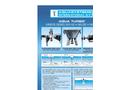 Model MIX-BS - Floating Downdraft Mixer - Enclosed Motor Brochure
