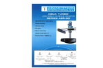 Model AER-GD - Fixed Low Speed Surface Aerator Brochure