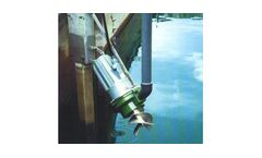 Model AER-SL - Fixed or Floating Directional Aerator/Mixer