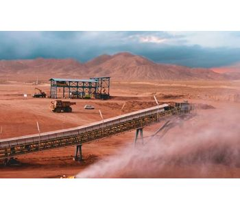 Dust Suppression Systems for Mining  Stockyards - Mining