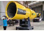 Envex - Model 55 - Dust Suppression Cannon