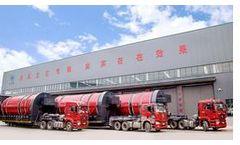 ZJN - Drum Dryer to Dry Animal Manure into Organic Fertilizer
