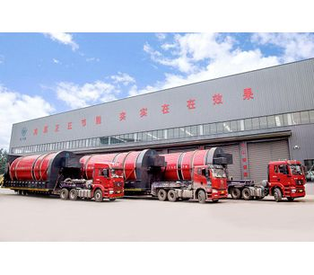 ZJN - Customized Rotary Dryer to Dry Tannery Sludge and Leather Sludge