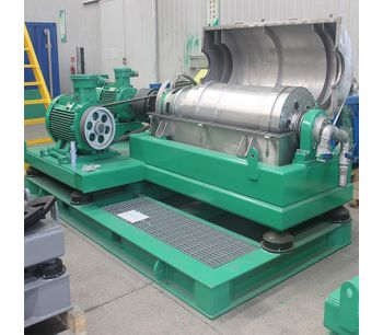 Decanter Centrifuge for solids and liquid separation-3