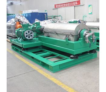 Decanter Centrifuge for solids and liquid separation-2