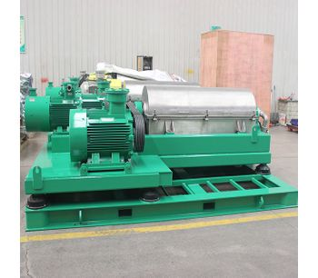 Decanter Centrifuge for solids and liquid separation-4