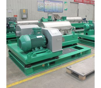 Decanter Centrifuge for solids and liquid separation-1