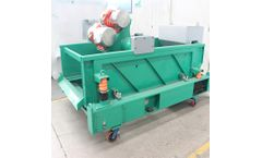 GN - Model GNZS594 - Shale shaker Used for the drilling mud separation