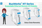 Ethernet Expandable Remote I/O  |  Acromag BusWorks NT Series Video
