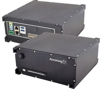 Acromag SFF Embedded Computer Mates COM Express Type 10 CPU with 4 Industrial I/O Modules for Signal Processing & Control Tasks