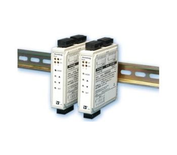 Acromag - Model 611T / 612T - Single or Dual Channel, DC Voltage/Current Input, DC-Powered Transmitters