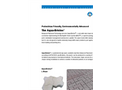 Aqua-Bricloc - Versatile New Shape - Brochure