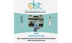 Underground water Detectors Aqua Long Range