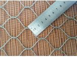 AISI 316 high strength stainless steel zoo enclosure netting