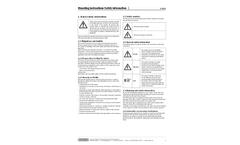 Reventa - Model PRO - Rain Hood Chimneys Brochure