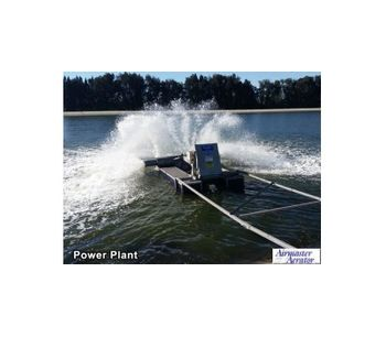 Aerators for Industrial Wastewater Treatment-4