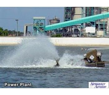 Aerators for Industrial Wastewater Treatment-1