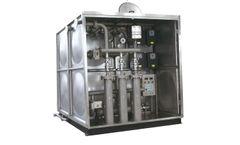 U-Flo - Model ZJXG - Cabinet Intelligent & Quiet Water Supply Equipment