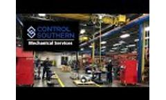 Control Southern Mechanical Services Video