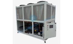 Zhaoxue - Air-Cooled Industrial Screw Chiller