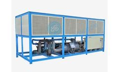 Zhaoxue - Two Stage Piston Air-Cooled Industrial Chiller
