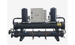 Zhaoxue - Industrial Water-Cooled Rotary Type Chiller