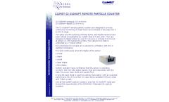 Climet - Model CI-3100 Series - Remote Sensor Brochure
