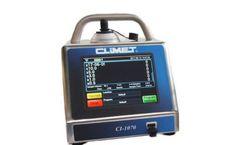 Rigel - Model CI-x70 Series - Nextgen Portable Particle Counter