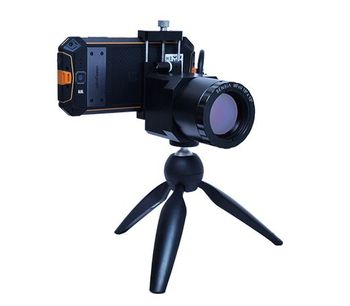 Sensia Caroline - Model X - Hand-held Camera for Smart LDAR Surveys