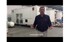 Sysadvance | Containerized VSA Oxygen Generator  Chile Video