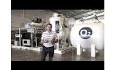Sysadvance | VSA 70 Oxygen Generator  Spain Video