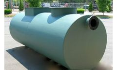 Wash-Bay - Model WB-QB - Below Ground Oil Water Separator