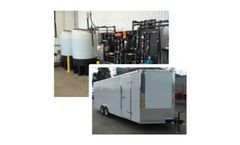 Wash-Bay - Model MM Series - Multi-Media Sewer Discharge Water Treatment System