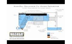 SPT Clarifier Oil Water Separator Video