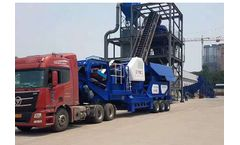 Camelway - Mobile Crushing Plant