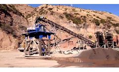 Camelway - Stationary Crushing Plant