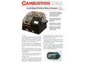 Cambustion - Model CPMA MK2 - Centrifugal Particle Mass Analyzer - Brochure